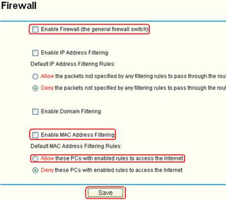 firewall-tp-link-save