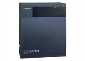 АТС Panasonic KX-TDA100RU