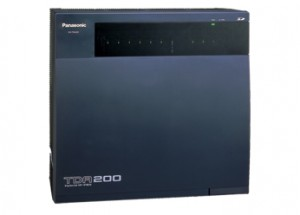АТС Panasonic KX-TDA200RU