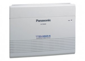 АТС Panasonic KX-TEM824RU - настройка