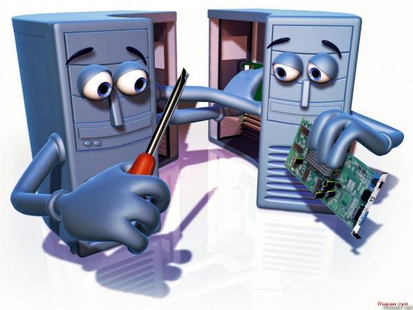 Сборка компьютера от Computest