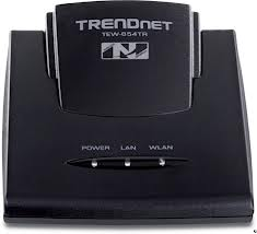 роутер wifi TRENDnet TEW-654TR