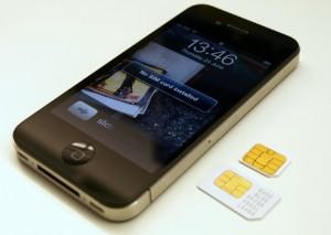 симка для iphone