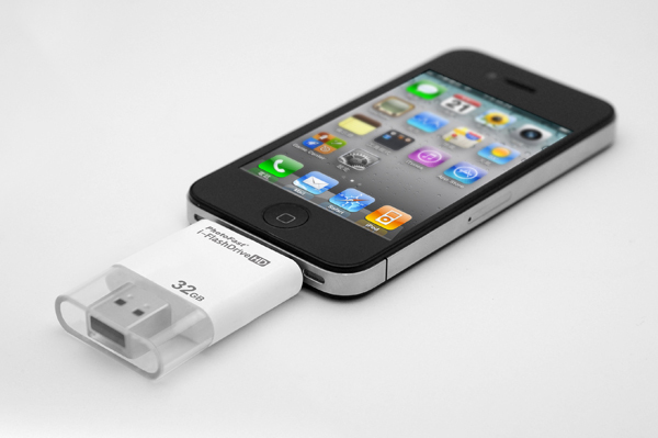 i-FlashDrive HD USB-флешка