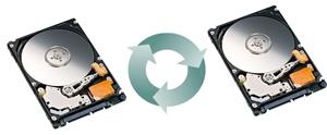 Замена диска на ноутбуке с гарантией
