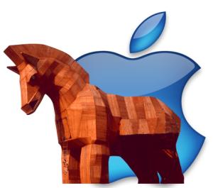 Троян для Mac-устройств