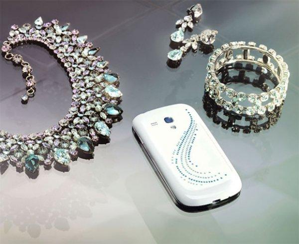 Смартфон Samsung GALAXY S III mini