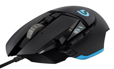 Игровая мышка g502