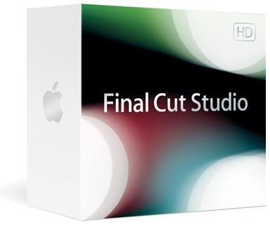 Final Cut Studio - комплексное решение для видеомонтажа