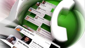 Viber для нетбука позволяет совершать голосовые и видео звонки