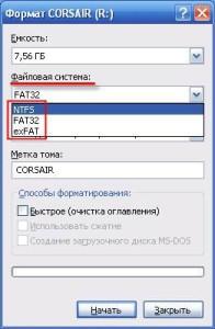 formatxpntfs