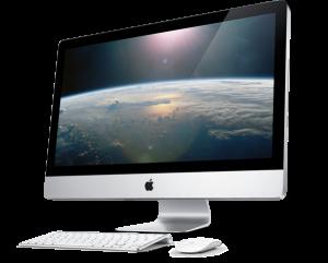 Ремонт Apple iMac в Юбилейном квартале