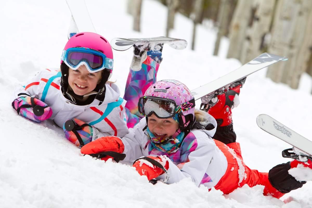 Лыжы для детей - выбор лыж