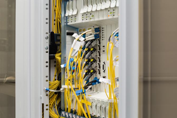 Высокоскоростная Оптико-волоконная линия связи