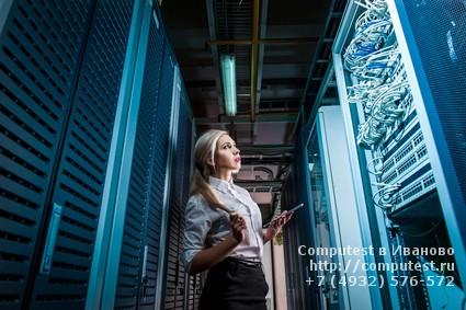 Ремонт и обслуживание компьютеров в Иванове